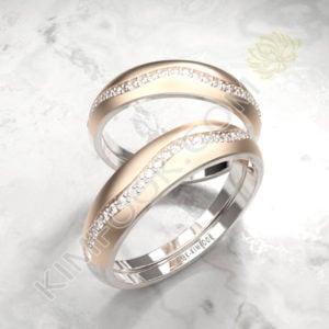 Diamond Wedding Band – FACB061