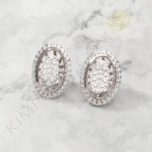 Diamond Earring – EC121