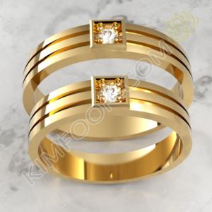 Diamond Wedding Ring – ST600
